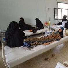 Yemen: Massive cholera outbreak in Sanaa leaves 115 dead