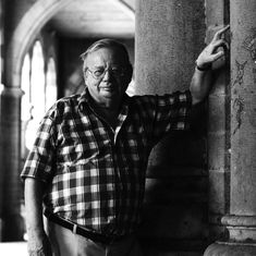 Ruskin Bond is 83 today. He reveals where he found the novels he wrote