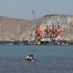 Gwadar fisherfolk worry the China-Pakistan Economic Corridor will leave them by the wayside