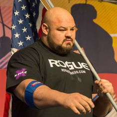 Watch: The world's strongest man has a crazy diet plan