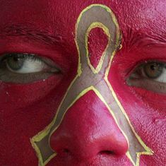When the world realised that treating HIV was essential for global security