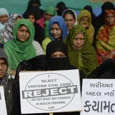 Those practising triple talaq will face social boycott, Muslim law board tells Supreme Court