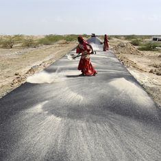 Three years of BJP: Rural roads built in record time, but less than half the areas are linked