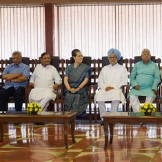 At Sonia's lunch, Opposition leaders aim for show of unity that will last beyond Presidential poll