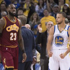 NBA Finals Preview: For the 3rd straight time, Steph Curry's Warriors take on LeBron's Cavaliers