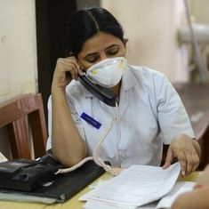 Changing patterns of this year's swine flu outbreak has Indian health authorities flummoxed