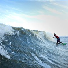 On India's beaches, an intrepid bunch is riding the waves to create a surfing revolution