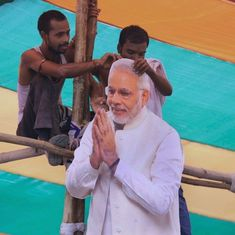 Three years of Modi: 'There is no work, no money. We are just surviving like this'