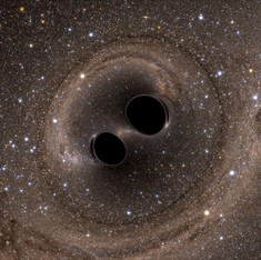 Scientists detect a third black hole merger, reaffirming the existence of gravitational waves
