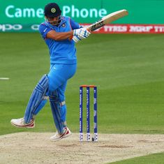 Champions Trophy is the beginning of MS Dhoni's final chapter, soak it in while it lasts