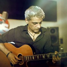 Remembering three decades of friendship with Aamir Zaki, Pakistan's unsung guitar hero