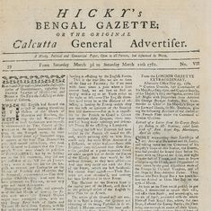 India's first press crackdown: In 1782, a noted paper was shut down for taking on governor-general