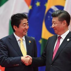 With Japan and China coming closer, the dream of Asian dominance may just forge ahead without India