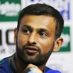 India loss was huge setback, but turnaround against Proteas was great for confidence: Shoaib Malik