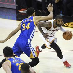 NBA Finals: The case for Kyrie Irving's greatness