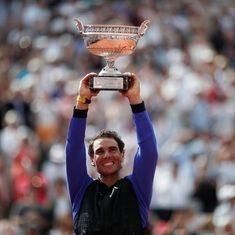 'Ten is Rafa': Twitter salutes Nadal on his astounding La Decima achivement