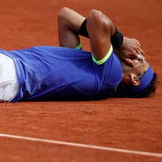 I have doubts every day but that's good as it makes me work hard: Nadal