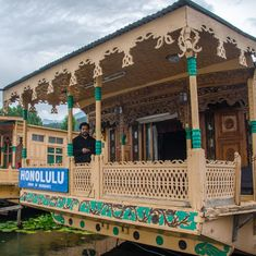 Why tourists still look for 'Gul Gulshan Gulfam' when they visit the Dal lake in Srinagar