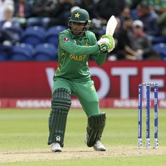 No pressure on underdogs Pakistan: Newcomer Fakhar Zaman talks Champions Trophy and more