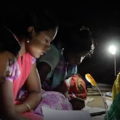 Watch: This village over in Odisha has switched to solar lamps to fight the dark