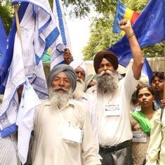 What links the Dalit activism of western UP's Bhim Army to Punjab?