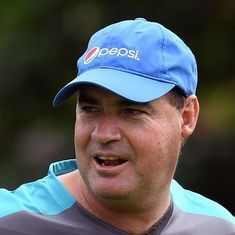 Despite the odds, Mickey Arthur has done well to whip Pakistan into shape