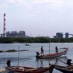 Activists claim Tamil Nadu hid a key coastal plan to facilitate Ennore Creek encroachments