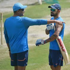 'Why are egos so bloated?': Twitter slams Kohli for 'forcing' Kumble to step down as India coach