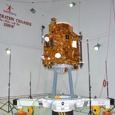 Countdown for the launch of Isro's Cartosat-2 and 30 nano satellites begins