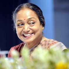Will fight Presidential election on ideology of democracy, equality and social justice: Meira Kumar