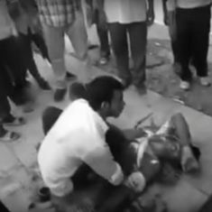 Why 200 people did not see a dead Muslim teenager on a railway platform in North India
