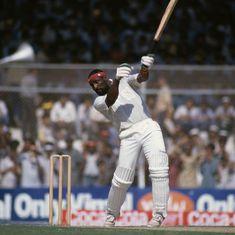 Numbers game: Virat Kohli, Sachin Tendulkar are ODI greats but Viv Richards was the original legend