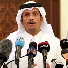 List of demands made by four Arab states was meant to be rejected, says Qatar's foreign minister