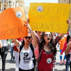 No money, no leave, no space: Migrant workers across the world live in near-enslavement