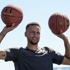 Stephen Curry's staggering $201-million contract is still way behind what global football stars earn