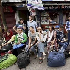 Bhutanese youth studying in Darjeeling are home safe, but their worries are far from over
