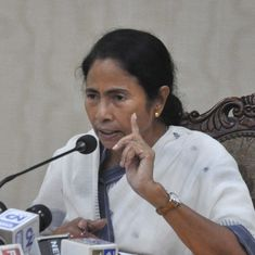 TMC claims BJP is bringing people from across the border to create unrest in West Bengal