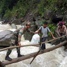 At least 14 feared dead after landslide hits Arunachal Pradesh's Papum Pare district