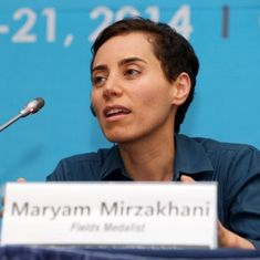 Maryam Mirzakhani, first woman to win Fields Medal in mathematics, dies of cancer