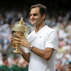 From shocking Sampras to winning 19th Grand Slam: Roger Federer's Wimbledon dominance in quotes