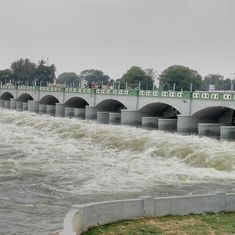 Karnataka: Cauvery basin reservoirs have 50% less water than they did last year