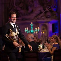 'I drank too many different types of drinks': Federer's wild night after Wimbledon win
