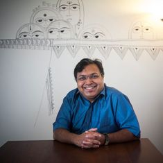 Listen: Devdutt Pattanaik busts common misconceptions about Hinduism, Buddhism and yoga