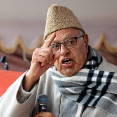 Farooq Abdullah said US and China should be asked to mediate in Kashmir conflict, say reports