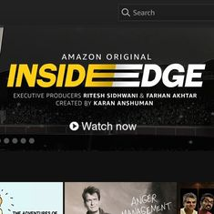 Buoyed by 'Inside Edge', Amazon Prime Video to roll out other planned series