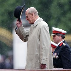 Duke of Edinburgh Prince Philip retires from public life