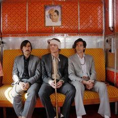 Time travels in a train: How a trope from Satyajit Ray's fiction and cinema inspired Wes Anderson