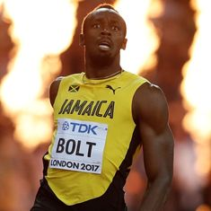 'Bolt will always be the king of the track': Twitter lauds sprint legend but lashes out at Gatlin