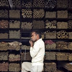 India's industrial output contracts for the first time in four years