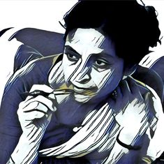 When Amrita Pritam called out to Waris Shah in a heartrending ode while fleeing the Partition riots